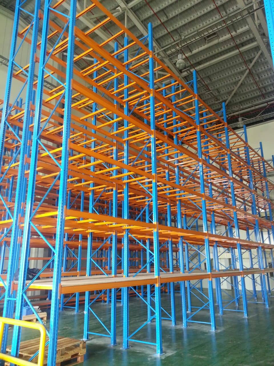 Warehouse Jurong Island Storage Racks Singapore Rack