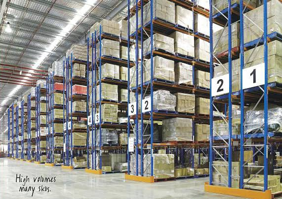 Pallet Racking Singapore Selective Racking Storage Centre Pte Ltd
