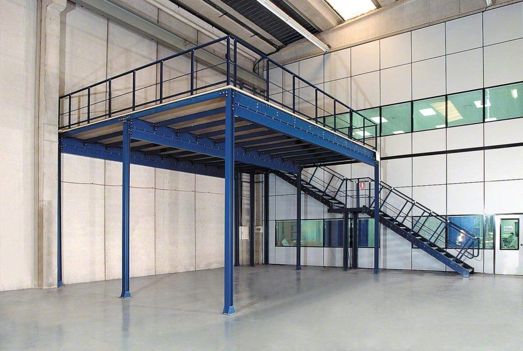 Mezzanine Platform System : Mezzanine floor singapore storage centre pte ltd