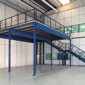 mezzanine-platform
