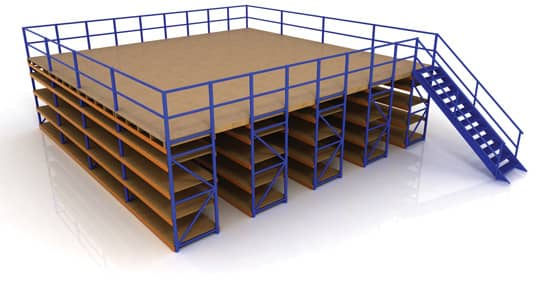 rack-supported-mezzanine
