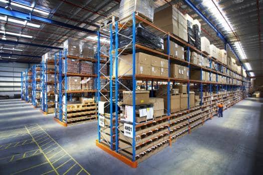 Pallet Racking Singapore Selective Racking Storage